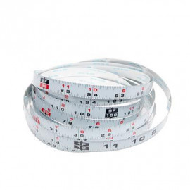 Self-Adhesive Measuring Tape Imperial 3.65m (12') - KMS7724 L-R
